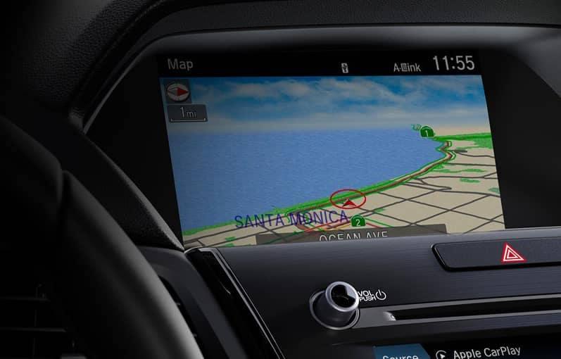 2019 Acura ILX Navigation
