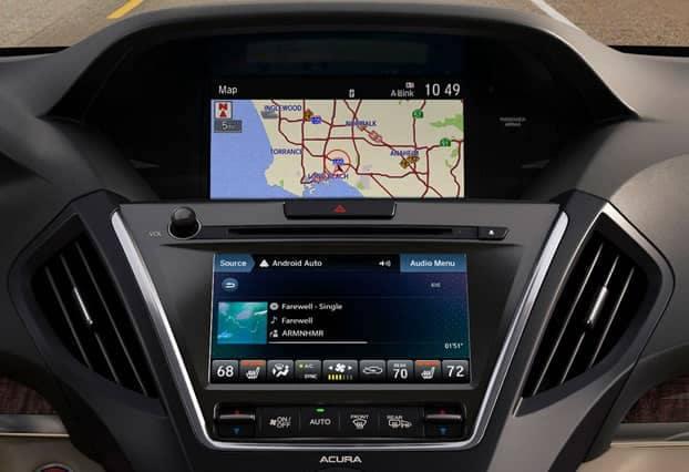 2019 Acura MDX Navigation