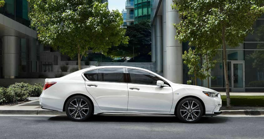 2019 Acura RLX Sport Hybrid