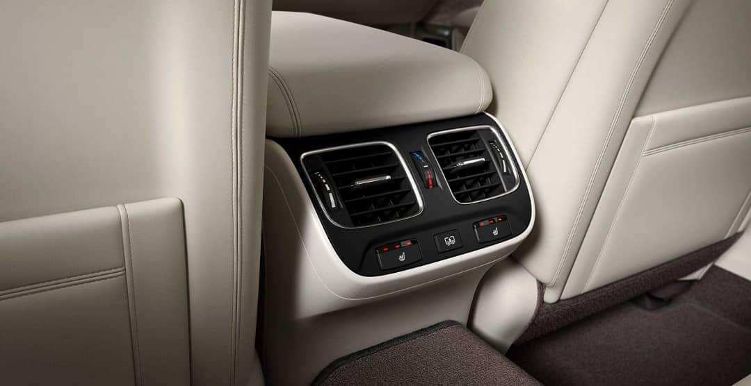 2019 Acura RLX Tri-zone Climate Control