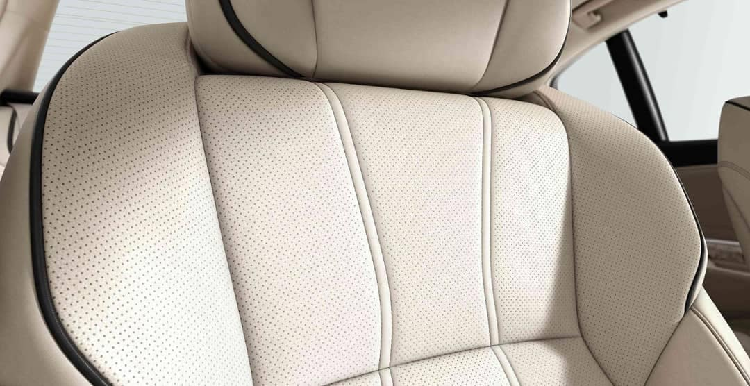 Perforated Milano Leather in 2019 Acura RLX