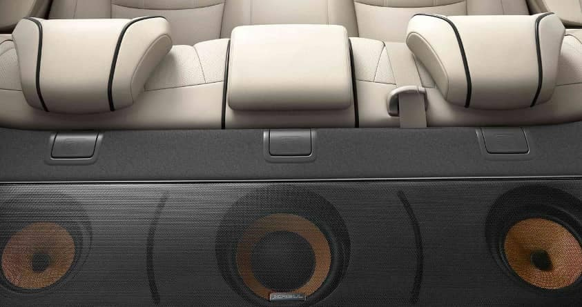 krell audio in 2019 Acura RLX