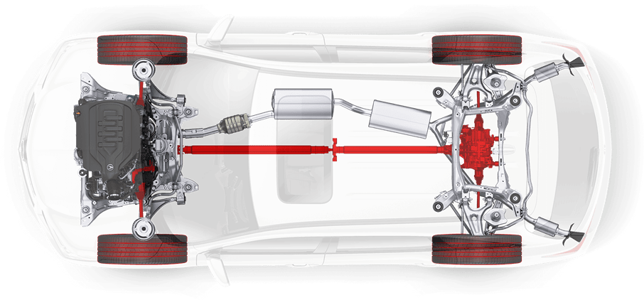 2019 Acura MDX AWD