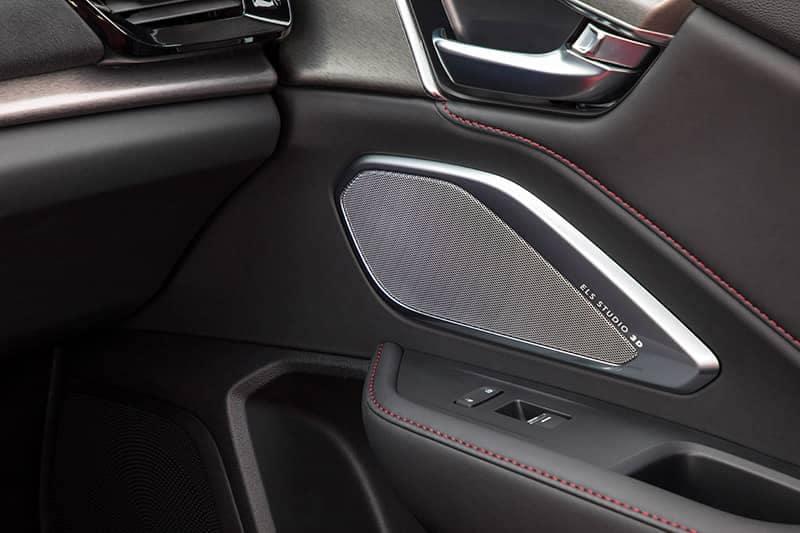 2019 Acura RDX Interior ELS 3D Sound System