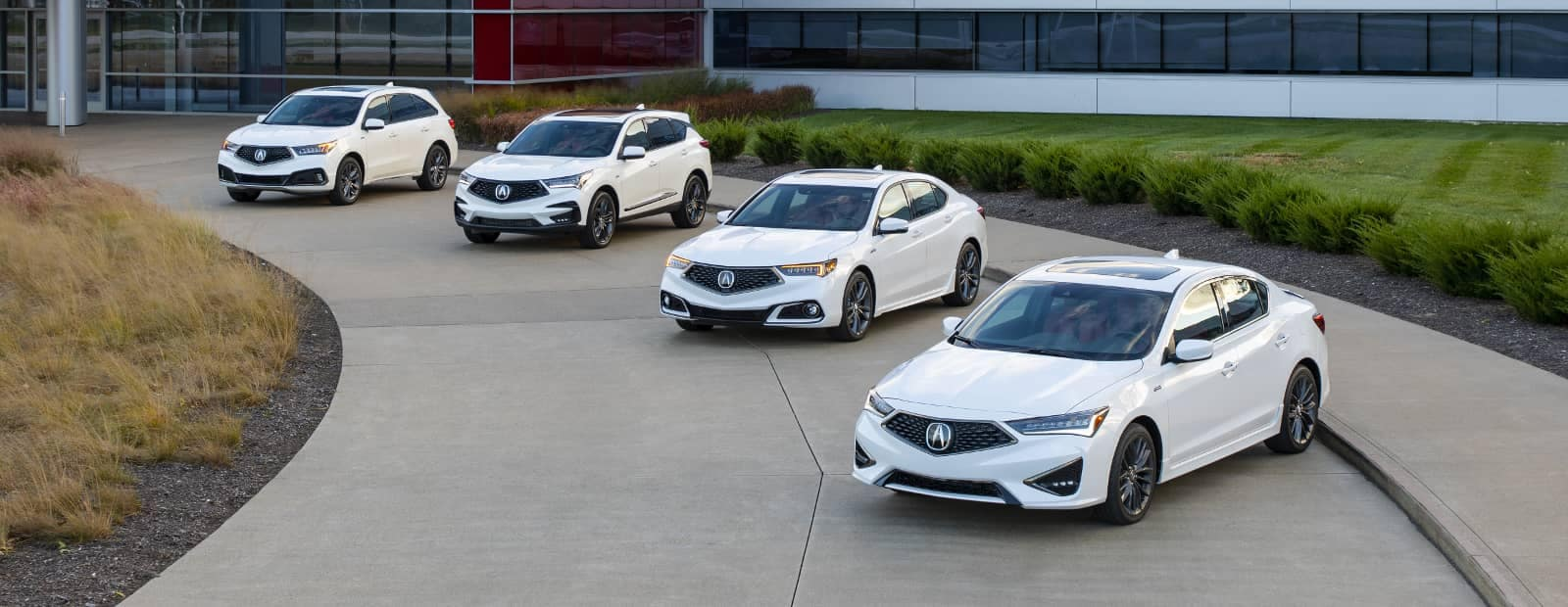 All 2019 Acura A-Spec Models