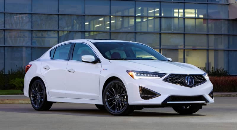 2019 Acura ILX A-Spec exterior