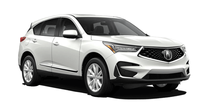 Crossover Suv Head To Head 2019 Acura Rdx Vs Toyota Rav4