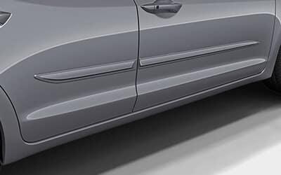 Acura Genuine Accessories ILX Body Side Molding