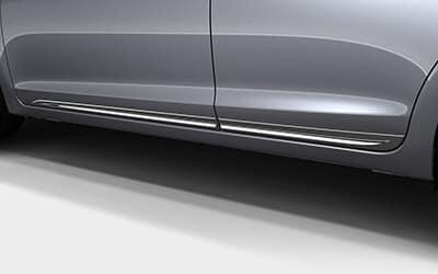 Acura Genuine Accessories ILX Chrome Door Trim