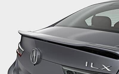 Acura Genuine Accessories ILX Decklid Spoiler