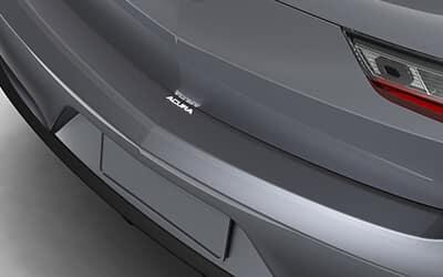 Acura Genuine Accessories ILX Rear Bumper Applique