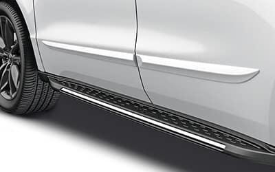 Acura Genuine Accessories MDX Body Side Molding