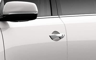 Acura Genuine Accessories MDX Door Edge Guard