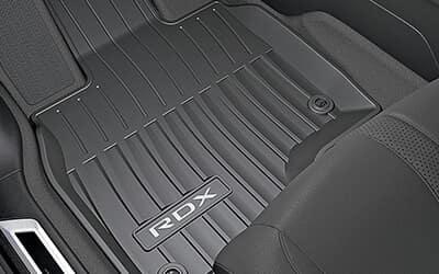 Acura Genuine Accessories RDX All-Season Floor Mats