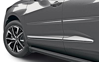 Acura Genuine Accessories RDX Body Side Molding