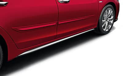 Acura Genuine Accessories RLX Body Side Molding