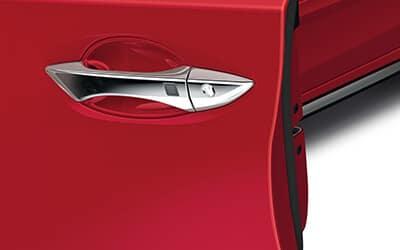 Acura Genuine Accessories RLX Door Edge Film
