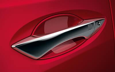 Acura Genuine Accessories RLX Door Handle Film