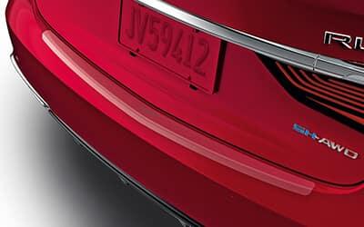 Acura Genuine Accessories RLX Rear Bumper Applique