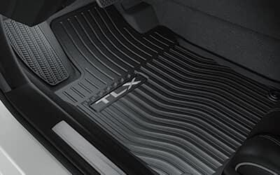 Acura Genuine Accessories TLX All-Season Floor Mats
