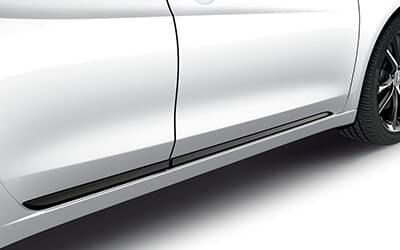 Acura Genuine Accessories TLX Black Door Trim
