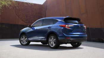 2019 Acura RDX SH-AWD Exterior Side Angle Driveway