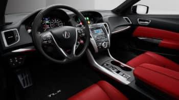 2020 Acura TLX SH-AWD A-Spec Interior Cabin