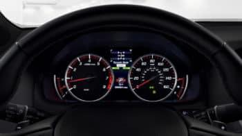 2020 Acura TLX SH-AWD Interior Driver POV