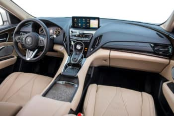 Check Out The Interior And Exterior Colors Of The 2020 Acura Rdx