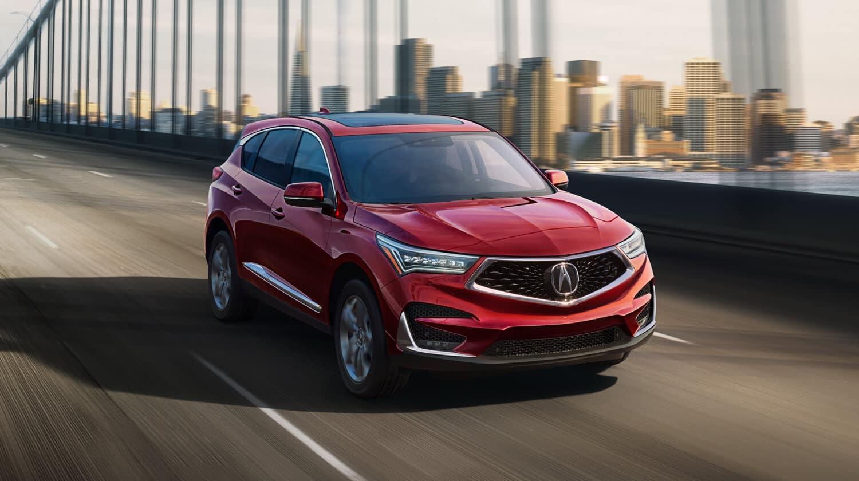 Compare 2020 Acura Rdx Vs 2020 Honda Cr V