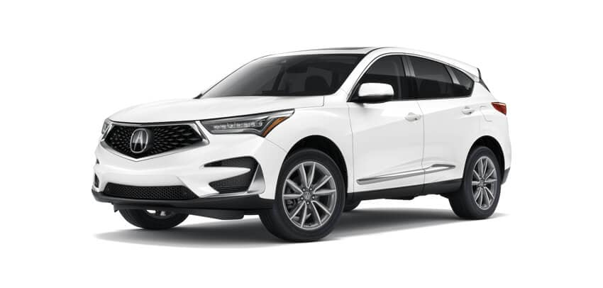 2020 Acura RDX Super Handling All-Wheel Drive Hero Image