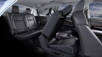 2020 Acura MDX AWD Interior Seating 3rd Row Access