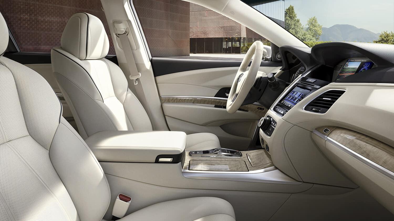 2020 Acura RLX Sport Hybrid SH-AWD Interior Cockpit Passenger Side
