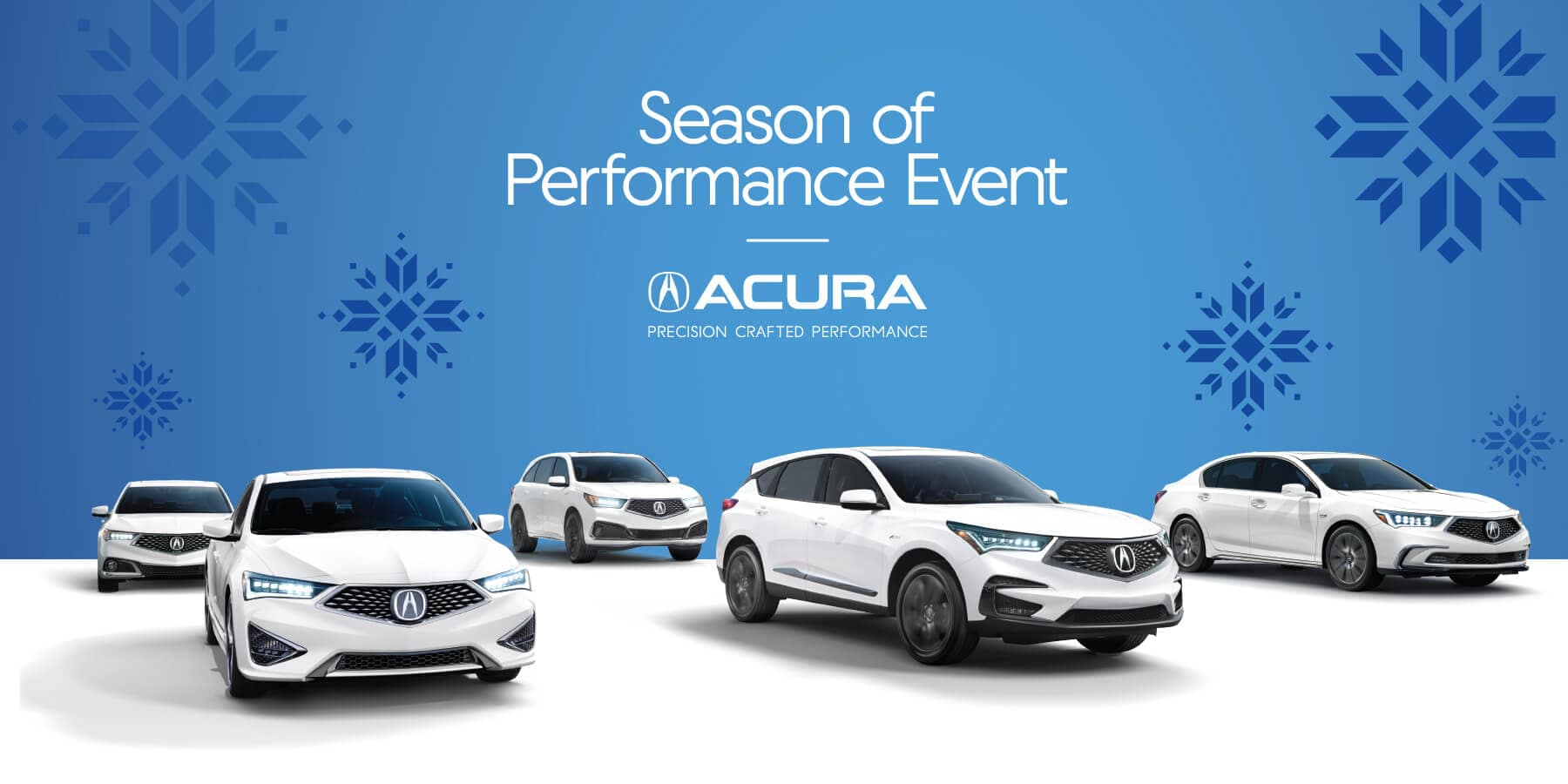 2019 Acura Season of Performance Event at Your Chicagoland Acura Dealers