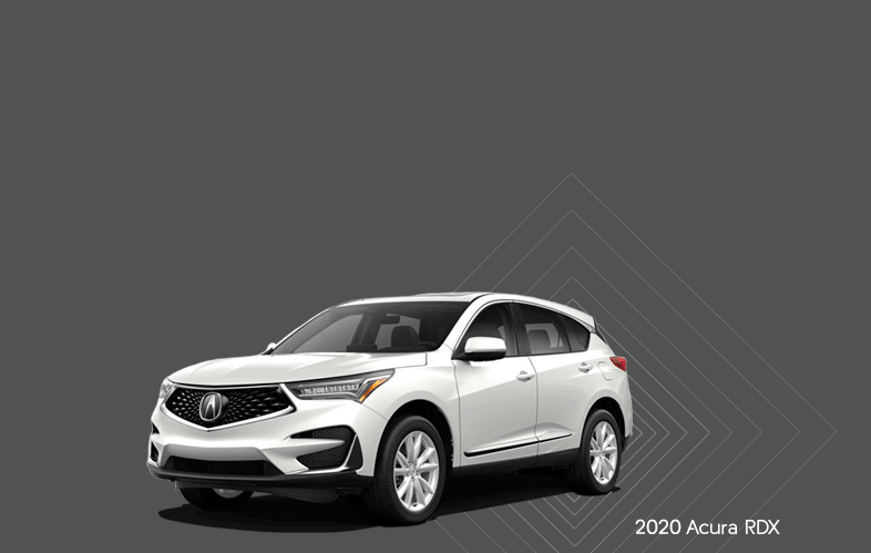 Acura College Graduate Program 2020 RDX