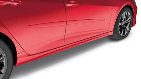 2021 TLX Body Side Molding
