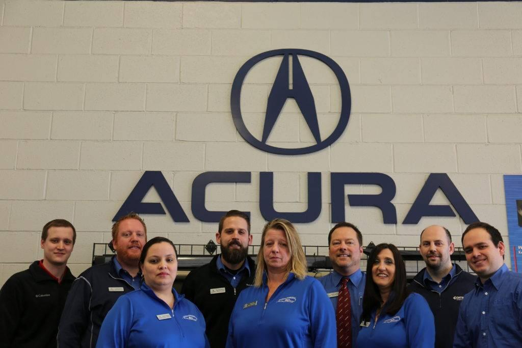Continental Acura Service Staff Photo
