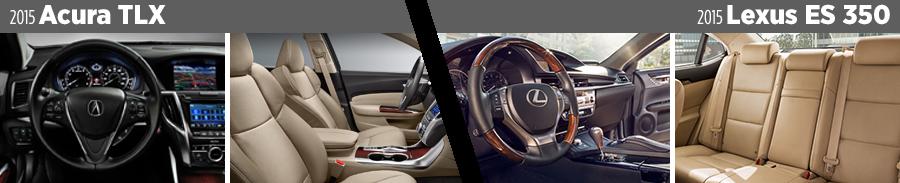 2015-acura-tlx-vs-2015-lexus-es-interior