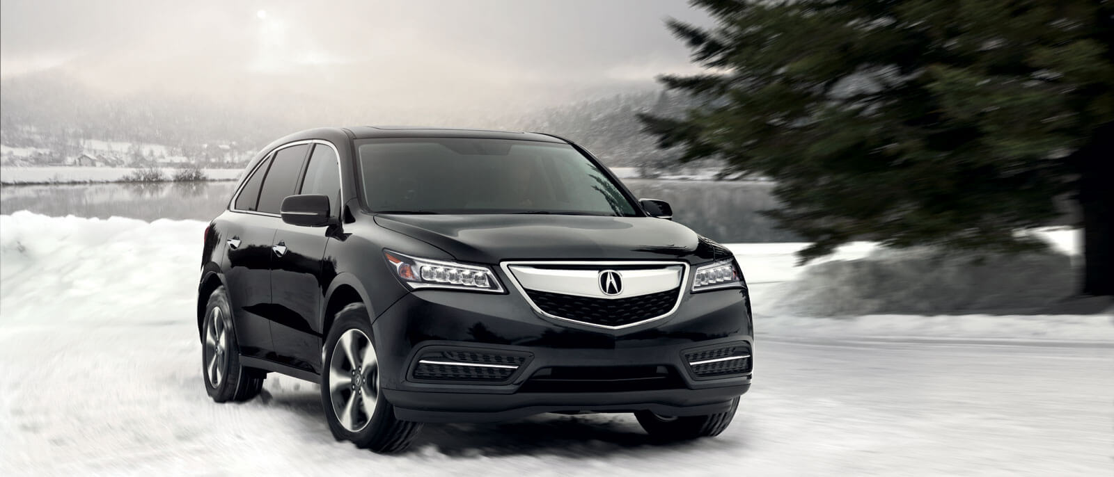 2016 Acura MDX main view
