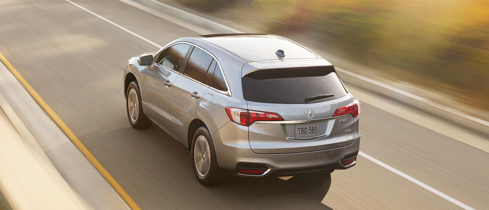 2017 Acura RDX rear exterior
