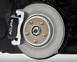 Acura brake