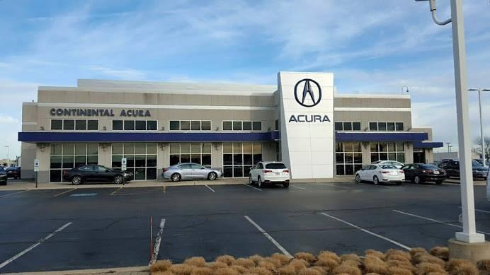 Continental Acura Dealership Photo