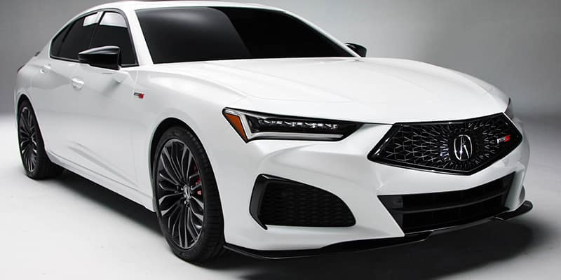 Coming Soon: 2021 Acura TLX