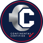 continental acura certified