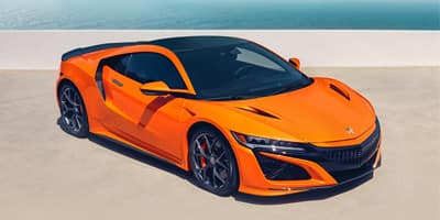 Research New Acura NSX