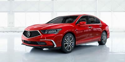 Research New Acura RLX