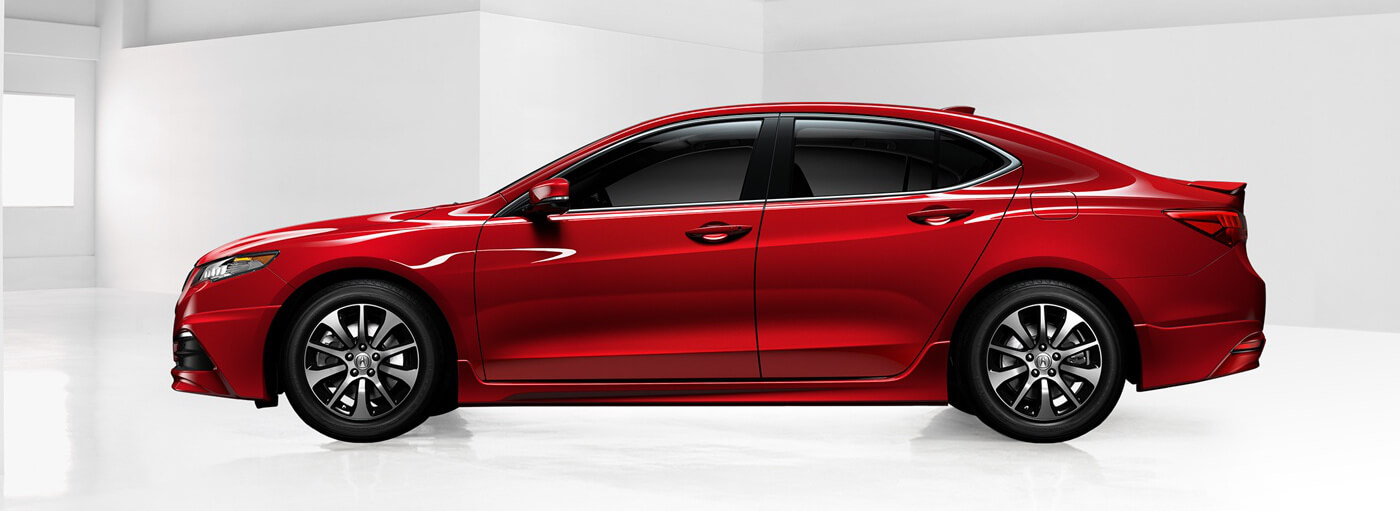 Acura Airbag Recall >> Heighten Your 2017 Acura TLX Experience with the GT Package