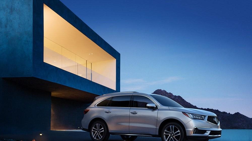 2017 Acura MDX exterior