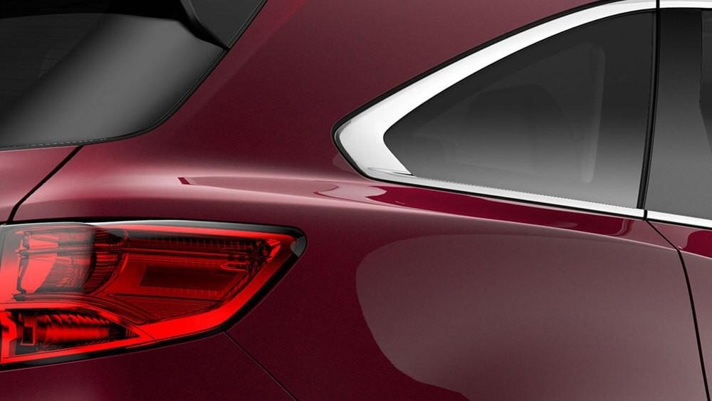 2017 Acura MDX Taillight