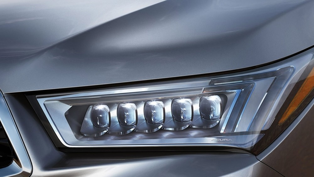 2017 Acura MDX Jewel Eye LED Headlight